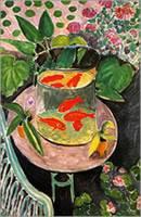 """ภาพของ Matisse ซึ่งมีสีสดใสจาก""""โลกตะวันออก""""(โดยเฉพาะจาก มอรอกโก)"""